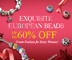Up to 60% Off Exquisite European Beads